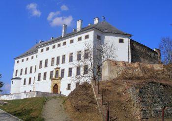 Замок Усов
